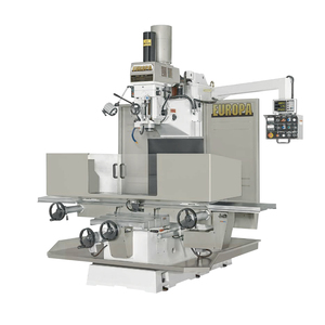 europa bed-type milling machine
